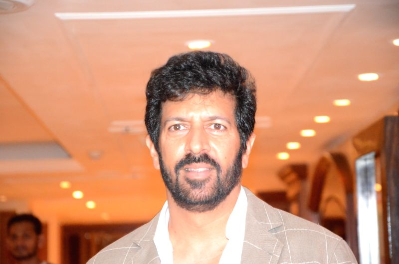 Kabir Khan during an Amazon programme - Kabir Khan