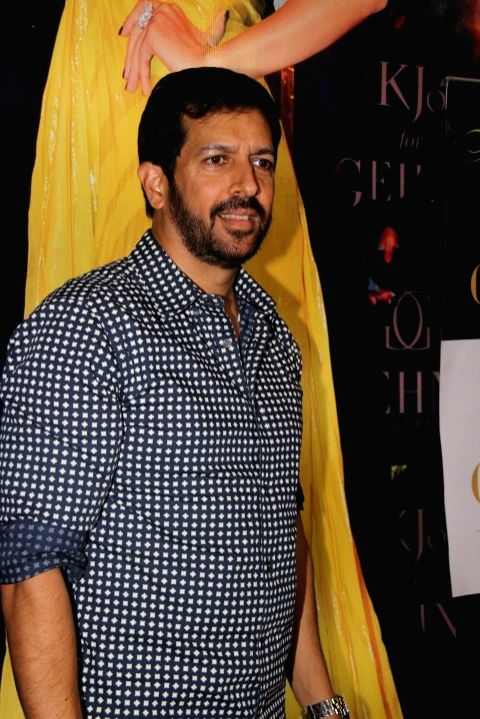 Filmmaker Kabir Khan during the preview of Miraki collection by Shaheen Abbas for Gehna Jewellers in Mumbai, on Nov 24, 2015. - Kabir Khan