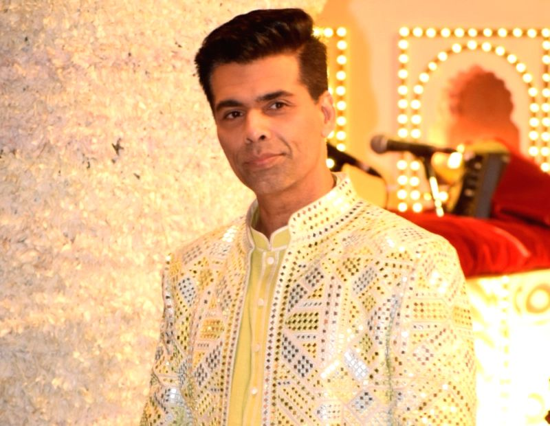 Filmmaker Karan Johar. (File photo: IANS)