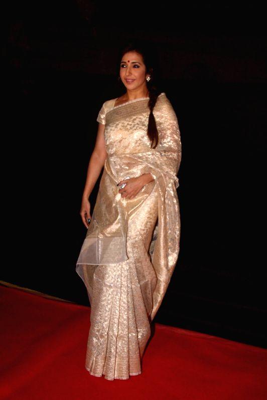 Filmmaker Krishika Lulla during the Dada Saheb Film Foundation Awards 2017 in Mumbai on May 7, 2017. - Krishika Lulla