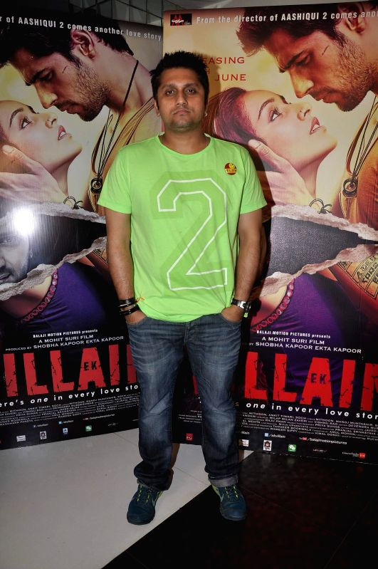 Filmmaker Mohit Suri during a media interaction of film Ek Villian in Mumbai June 16, 2014. - Mohit Suri