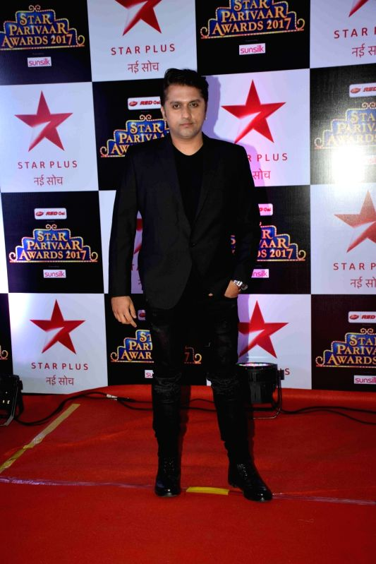Filmmaker Mohit Suri during the red carpet of Star Parivaar Awards 2017 in Mumbai on May 13, 2017. - Mohit Suri