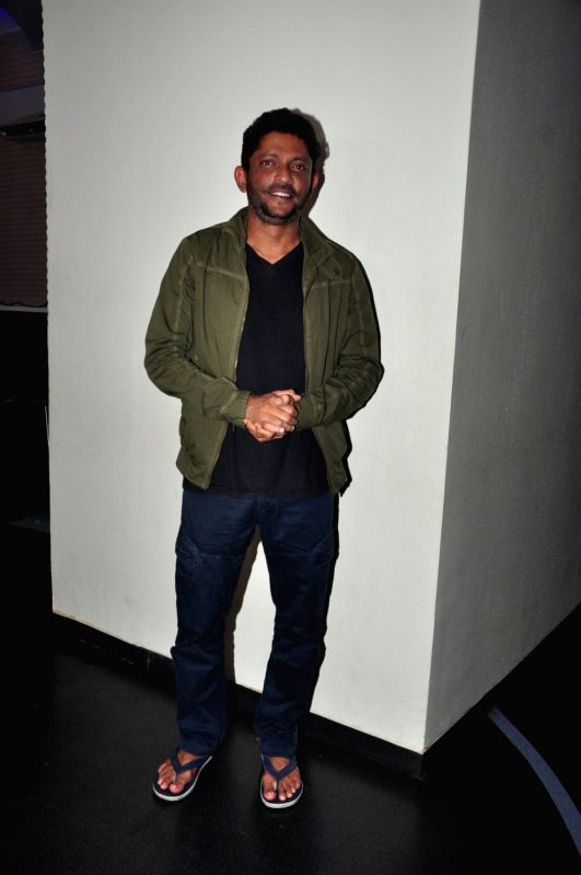 Filmmaker Nishikant Kamat during the special screening of film Madaari, in Mumbai on July 17, 2016. - Nishikant Kamat