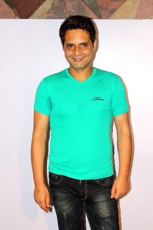 Filmmaker Rahat Kazmi during the audience interaction of film Mantostaan in Mumbai on May 5, 2017. - Rahat Kazmi