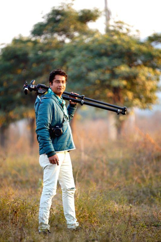 Filmmaker Rajeev Kumar freezes frame on hope during farmers' agitation (photo-credit to Sandeep Sahdev)