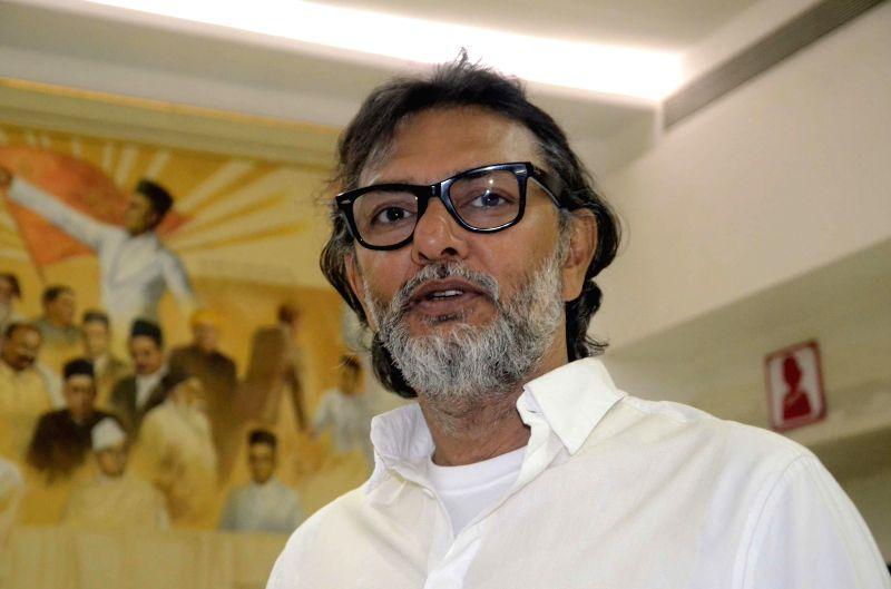 Filmmaker Rakeysh Omprakash Mehra during music release of `Ek Hazarachi Note` at Swatantryaveer Savarkar Rashtriya Smarak in Mumbai on April 15, 2014. - Rakeysh Omprakash Mehra