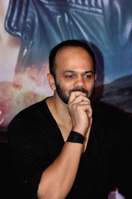 Filmmaker Rohit Shetty during the Sneak Preview of film Dilwale in Mumbai on Dec 11, 2015. - Rohit Shetty