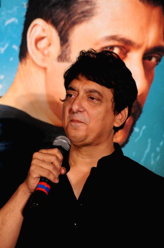Filmmaker Sajid Nadiadwala during the trailer launch of the film Kick in Mumbai on June 15, 2014. - Sajid Nadiadwala