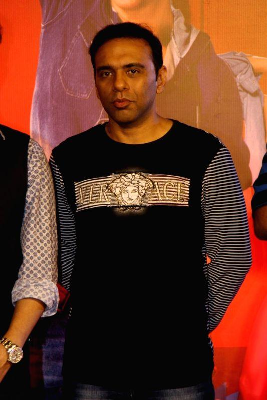 Filmmaker Sajid Samji during the song launch of Taang Uthake from upcoming film Housefull 3, in Mumbai, on May 6, 2016. - Sajid Samji