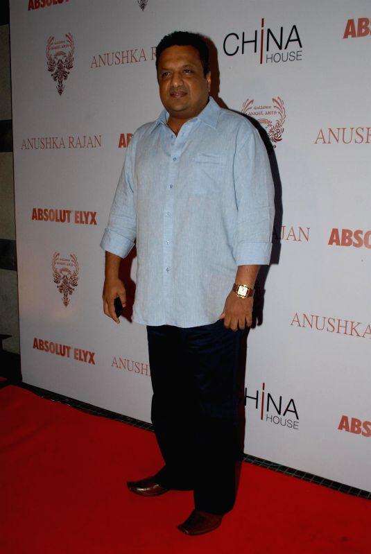 Filmmaker Sanjay Gupta during the Absolut Elix and Anushka Ranjan fashion preview in Mumbai, on July 31, 2014. - Sanjay Gupta