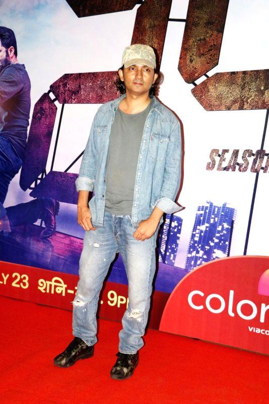 Filmmaker Shirish Kunder during the screening of second season of television series 24, in Mumbai, on July 22, 2016. - Shirish Kunder