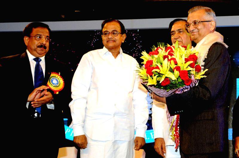 Platinum Jubilee Celebration function of Dena Bank in Mumbai