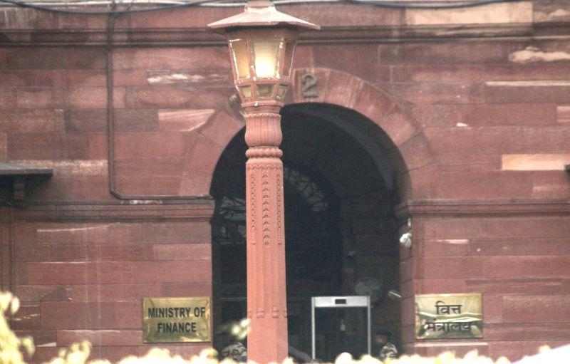 Finance Ministry. (File Photo: IANS)(Image Source: IANS News)