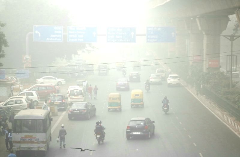 Foggy morning. (File Photo: IANS)