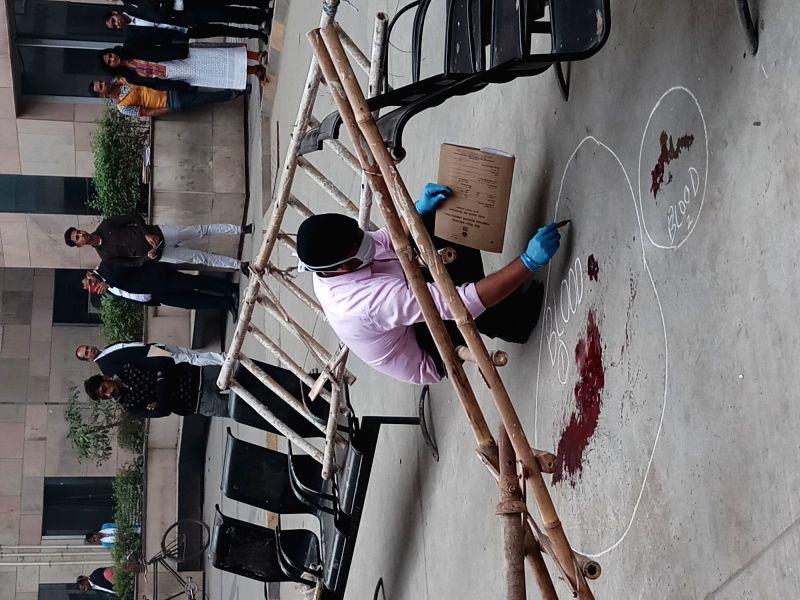 Undertrial shot dead in Rohini court complex - Abdul Khan
