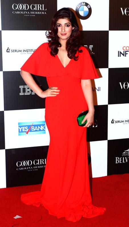 Vogue Women Of The Year 2017 Twinkle Khanna