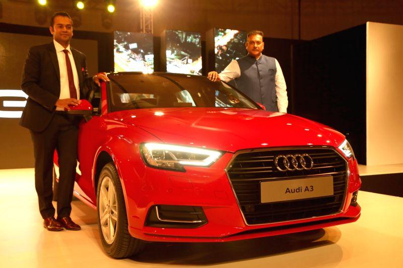 Audi A3 Sedan Launch