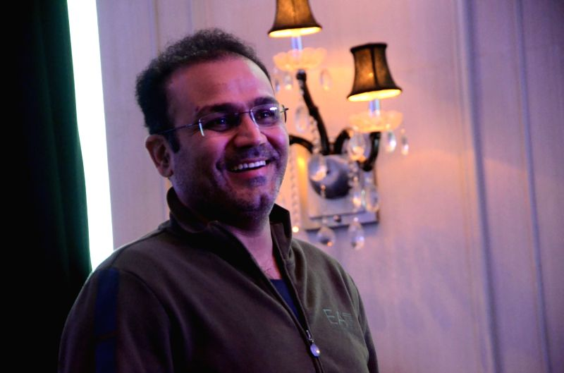 Former cricketer Virender Sehwag. (File Photo: IANS)