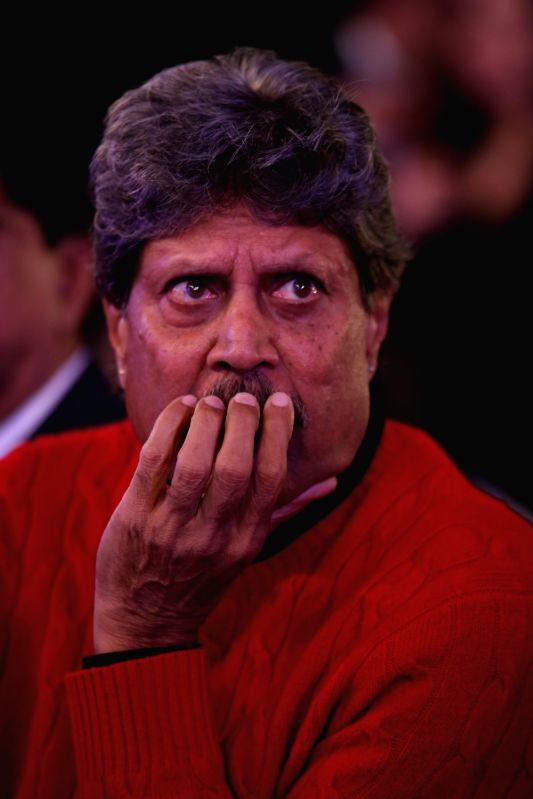 CNN-News18 Indian of the Year 2017 award ceremony - Kapil Dev - Kapil Dev