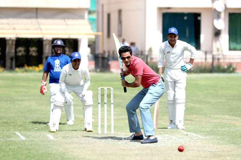 Former Indian cricketer Mohammad Kaif.