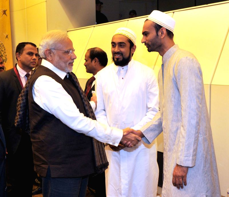PM Modi at Paris Orly International Airport - Narendra Modi