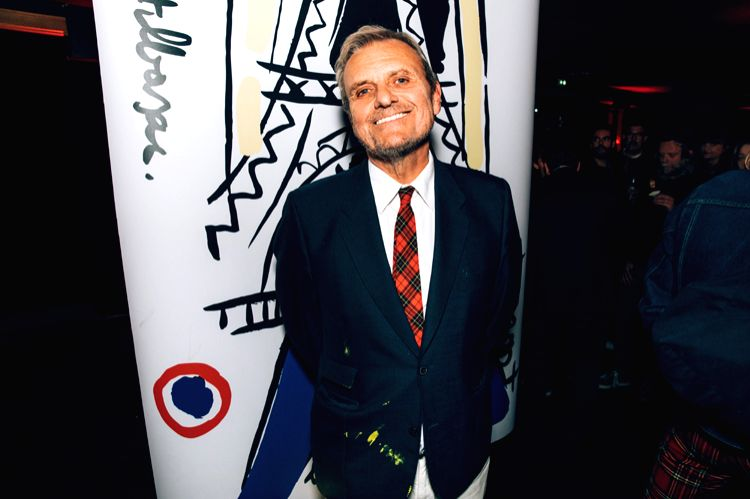 French designer seeks exposure for his art in india - Jean charles de castelbajac ...