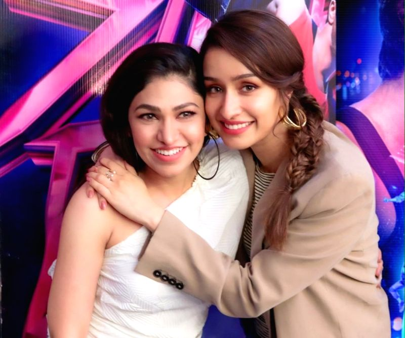 """From """"Aashiqi 2"""" to upcoming film """"Street Dancer 3D"""", singer Tulsi Kumar has lent her voice to actress Shraddha Kapoor a lot of times. According to Shraddha, """"Tulsi's voice suits her very well""""."""