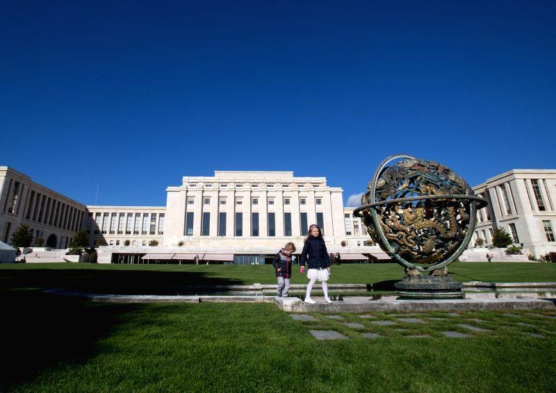 SWITZERLAND-GENEVA-UN-PUBLIC