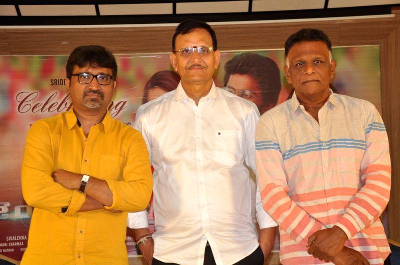 Gentleman Movie 50 days Press meet.