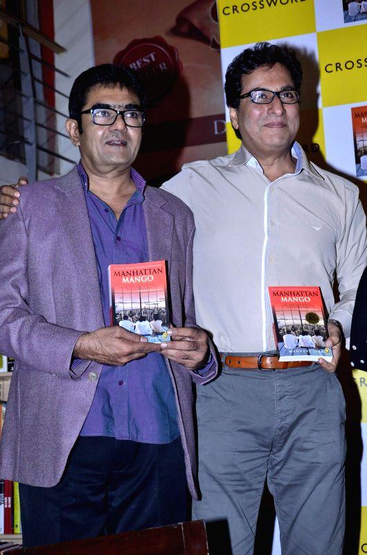 Ghazal singer Talat Aziz during the launch of Madhuri Iyer's book Manhattan Mango in Mumbai, on July 4, 2014.