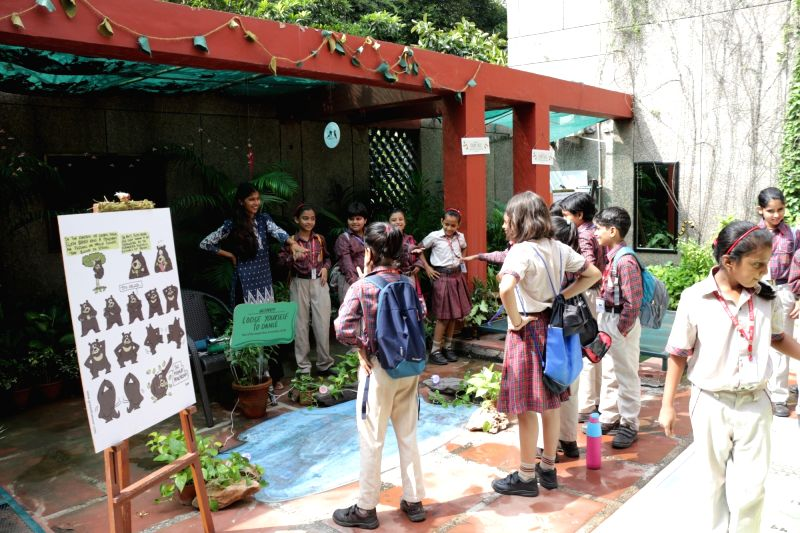 Glimpse of WWF Delhi exhibition Toony Tails