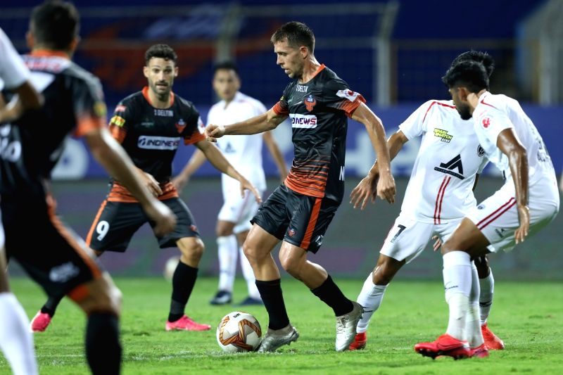 Goa draw 1-1 with NorthEast, search for win continues.