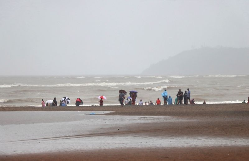Goa's hospitality industry on Thursday lobbied for dilution of the Coastal Regulation Zone (CRZ) norms, saying the existing law of no construction within 200 metres of the high tide line was a deterrent to the state's tourism prospects. (Photo: IANS)