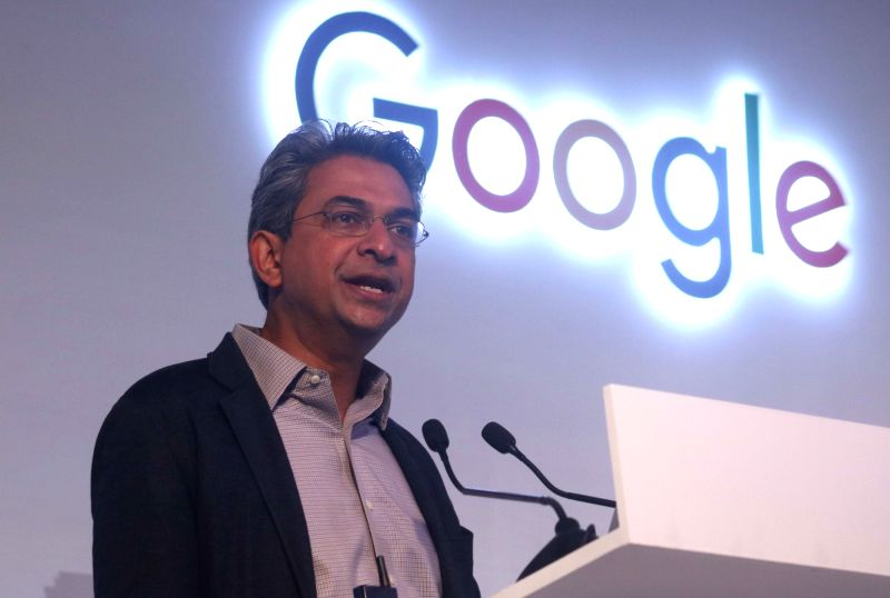Google South East Asia Vice President and Managing Director Rajan Anandan. (File Photo: IANS)