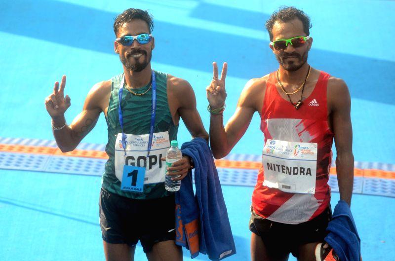 Gopi Thonakal and Nitendra Singh Rawat.