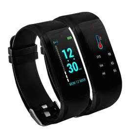 "GOQii Vital"" band will be available exclusively with Amazon and GOQii Health store. It will be premiered during the Amazon Prime Day on July 16. (Credit: GOQii)"