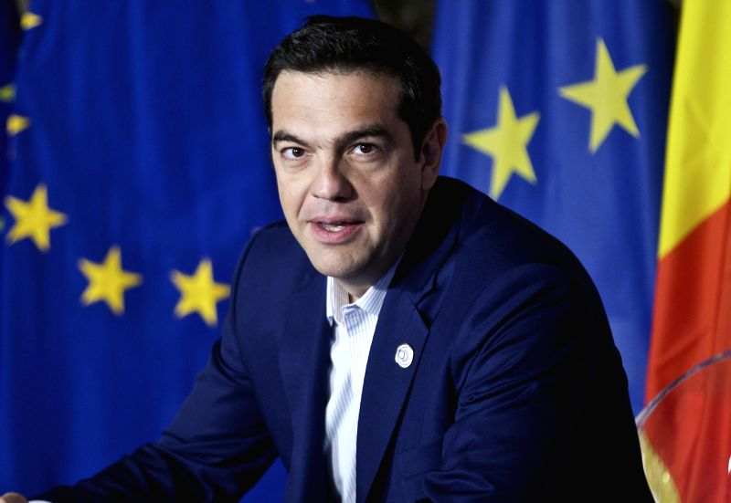 Greece Prime Minister Alexis Tsipras. (File Photo: IANS) - Alexis Tsipras