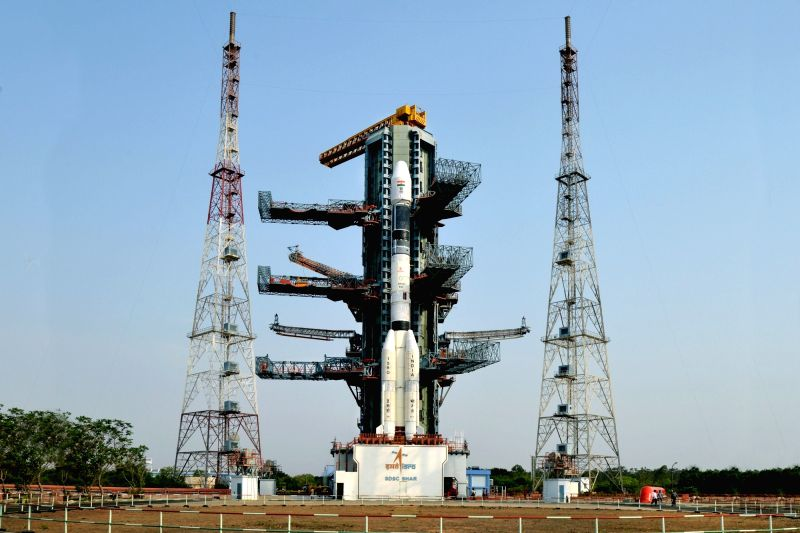 GSLV launchpad. (File Photo: IANS)