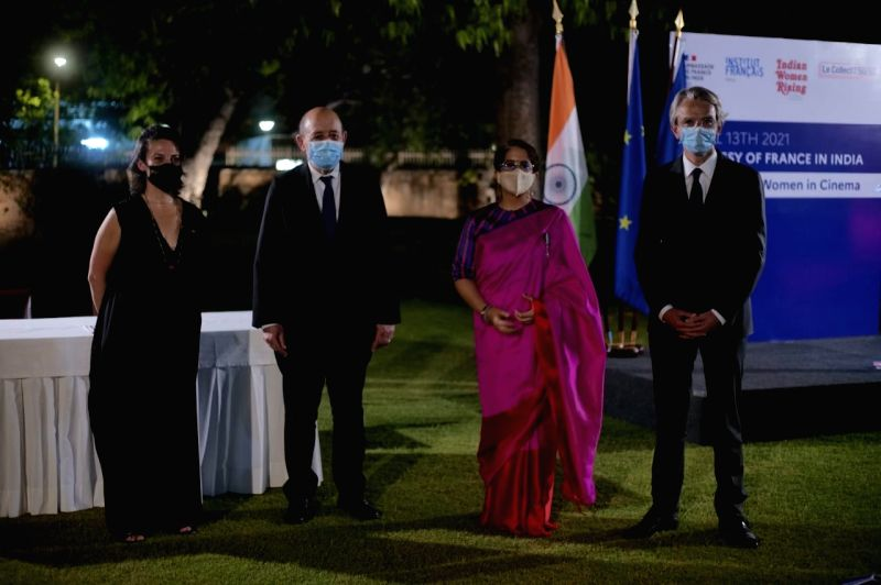 Guneet Monga dedicates French honour to 'every girl with a dream'