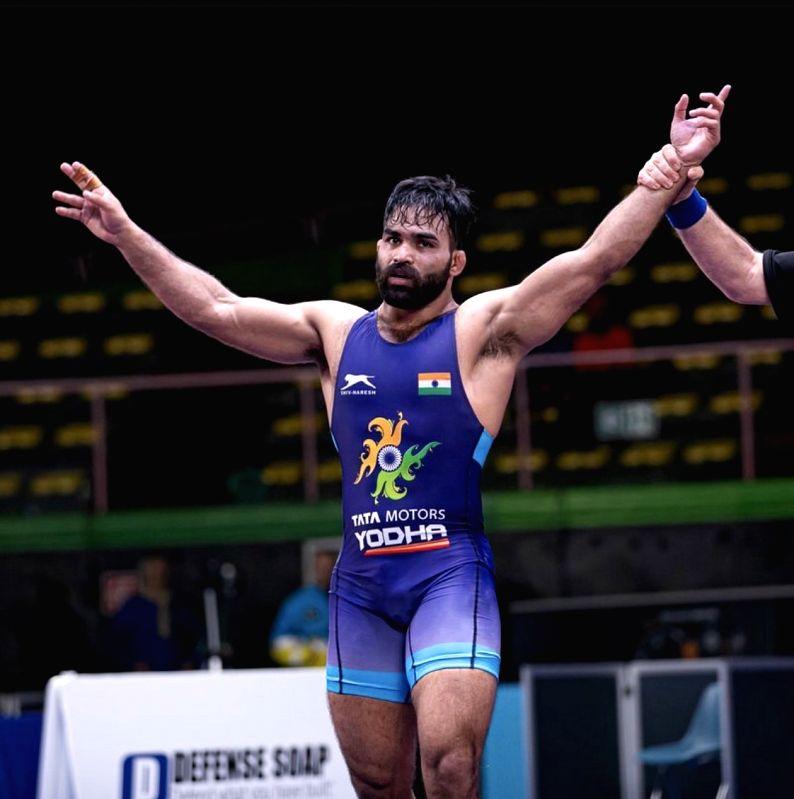 Gurpreet, Sandeep lose bronze medal bouts in Asian wrestling