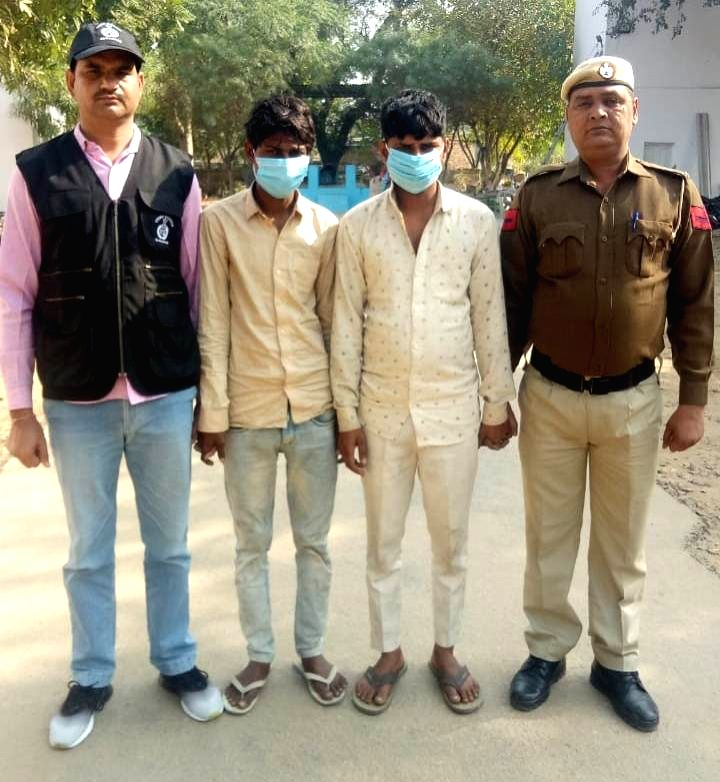 Gurugram: Two bike lifters arrested, six vehicles recovered.