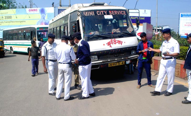 City Buses Under Scanner