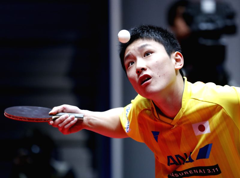 A unified Korean table tennis team to compete in Sweden Video