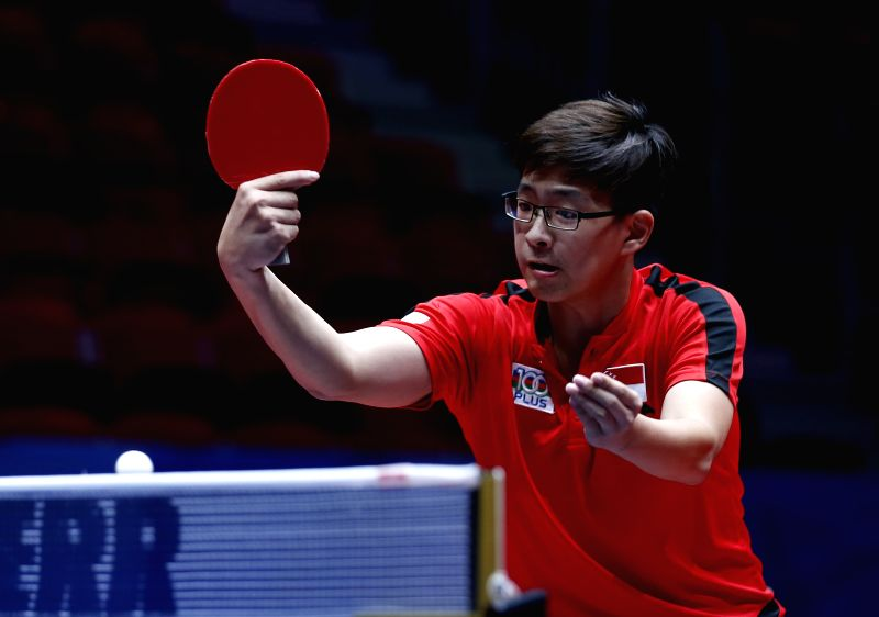 China enter table tennis team worlds final, survive tough semi