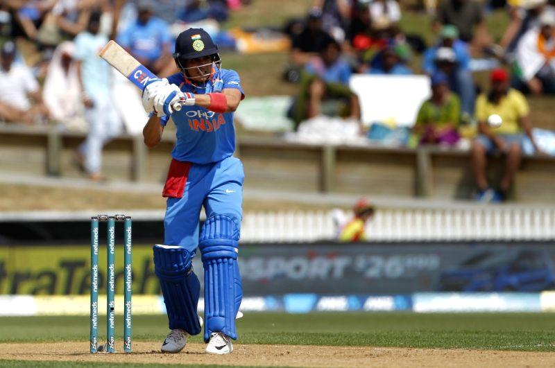 Indian batsman Shubman Gill