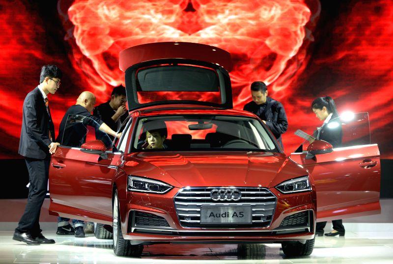 CHINA-ZHEJIANG-AUTO EXPO