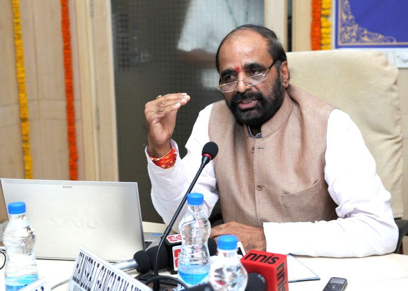 Hansraj Gangaram Ahir. (Photo: IANS/PIB)