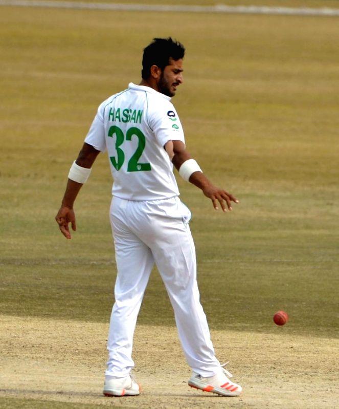 Hasan Ali .(photo:Twitter)