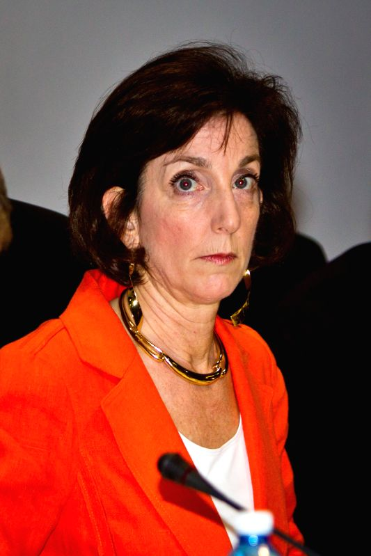 Roberta Jacobson, Assistant Secretary of State for Western Hemisphere Affairs of the United States, attends the talks on the issue of restoring diplomatic relations .