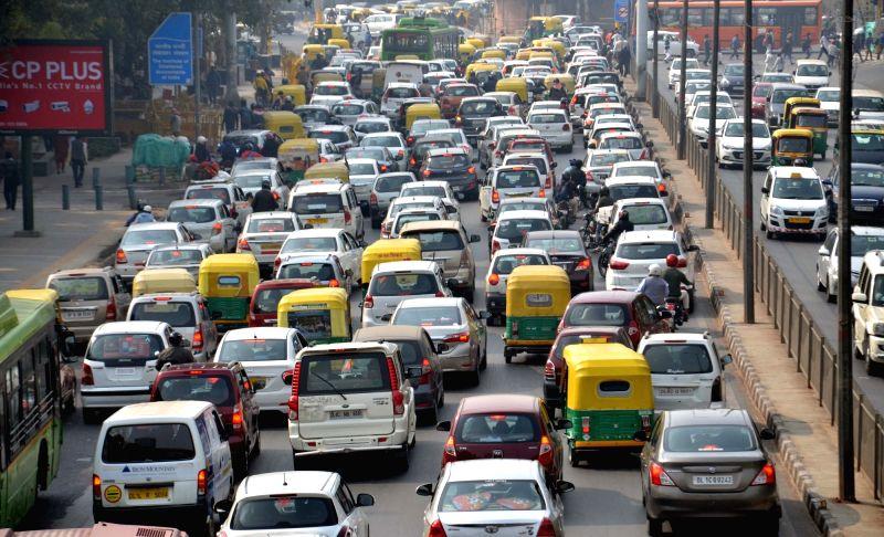 â â â â â Republic Day rehearsal causes traffic jams